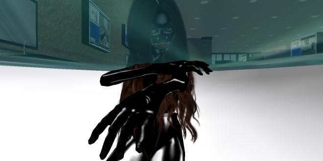 9years. Fotoperformance en Second Life por Bunny Rogers