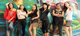 Obeja Negra de Batallones Femeninos en entrevista para Hysteria!