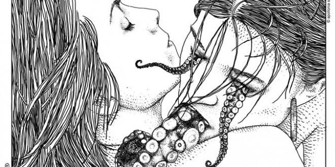 Apollonia Saintclair: tinta en las venas