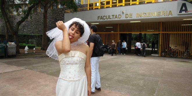 Diarios de una novia en acción: más allá del beso se dislocan los sentidos