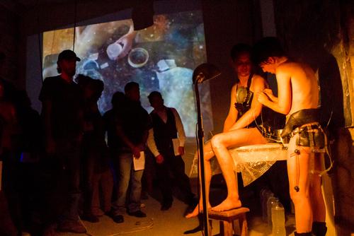 Quimera Rosa: estimulación, colectividad y transmisión de conocimiento