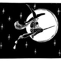 Ilustración: Mujeres grabando resistencias