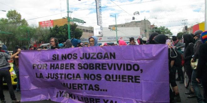 De cuando mujeres activistas clausuraron el Hotel Alcázar de la colonia Doctores