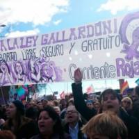 Manifestación en Madrid. Imagen tomada de http://www.corrienteroja.net/