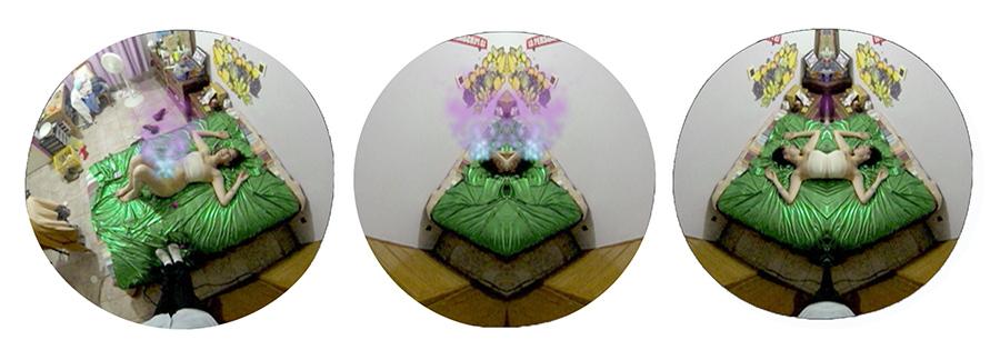 «Lanteram Recalp»de la serie «Cuerpos de Diosas» de Mirna Roldán