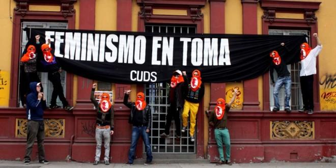 El artivismo de la CUDS y su campaña «Dona por un aborto ilegal»