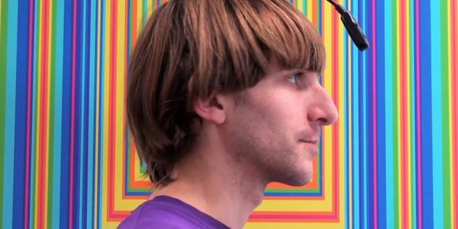 Neil Harbisson. Escuchar en colores