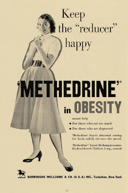 Anfetaminas y domesticidad speed: Del régimen contra la obesidad al régimen para la feminidad