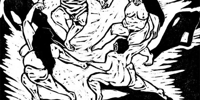 El cuerpo gordo en el grabado, obra de Harold Duarte