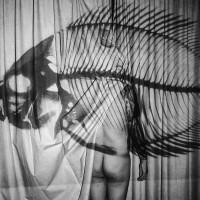 """""""Bad Dreams"""" MC-Print, inyección de tinta sobre papel de algodón (11 x 14 in)  2014"""