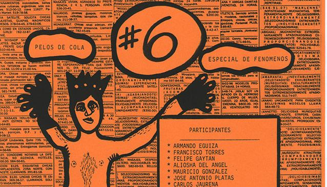 Pelos de Cola, Fanzine mexicano (1995 – 1999)