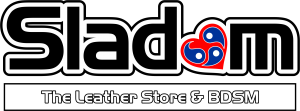 LOGO SLADOM THE LEATHER STORE AND BDSM