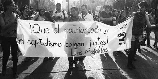 Colectiva Las Mafaldas: patriarcado y capitalismo caerán juntos
