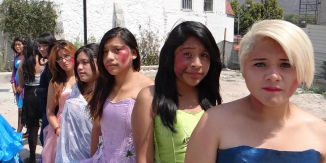 «Quinceañeras» contra el feminicidio