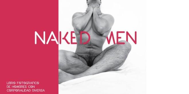 Entrevista a Gabriel Bruno García sobre el proyecto fotográfico NAKED MAN