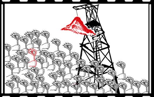 COLECTIVIDADES en el cine: LA MONTAÑA Y LOS FUEGOS