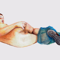 ilustración por Sergio Castellanos, Sok.