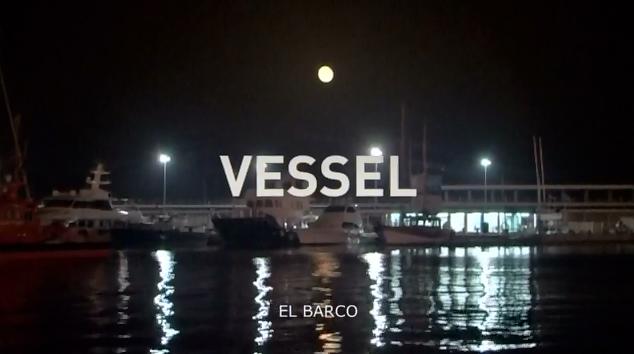 Vessel.  Sobre las olas o navegando la red hay un navío…