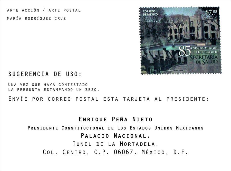 postal-SI-PEÑA-FUERA-MUJER-posterior-TIMBRE