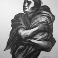 """Andrea Gómez, """"Madre contra la guerra"""""""