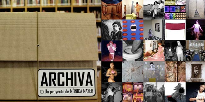 ARCHIVA: Obras maestras del arte feminista
