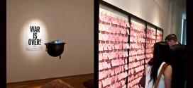 """El arte feminista toma dos Museos de la Ciudad de México. Yoko Ono """"Tierra de esperanza"""" /  Mónica Mayer """"Si tiene dudas…pregunte"""""""