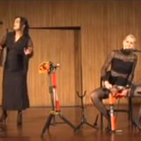 Rocío Boliver y su pepáfono