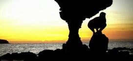 Ceremonias para la recuperación de una playa por La Bala Rodríguez
