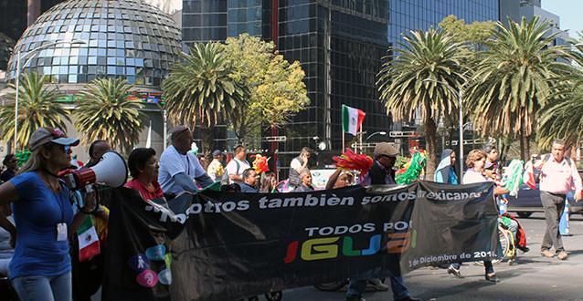 2da. Marcha por los Derechos de las Personas con Discapacidad
