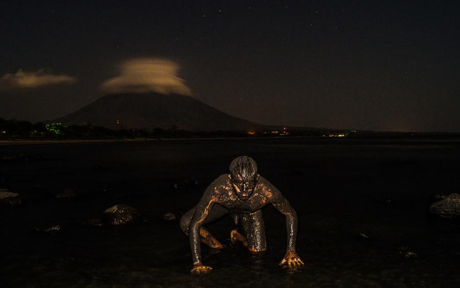 Ritual Autorretrato, Nicaragua 2016