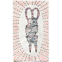 Ilustración de Grita Grieta (Liliana Chávez)