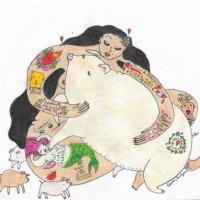 Ilustración: Oscar jauregui