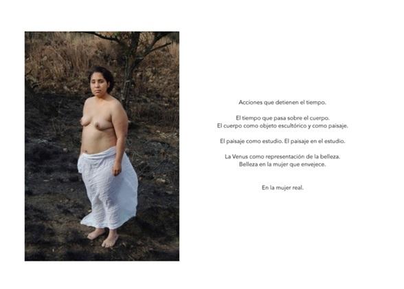 De la serie La corteza de Venus (2014 - 2015), Carol Espíndola