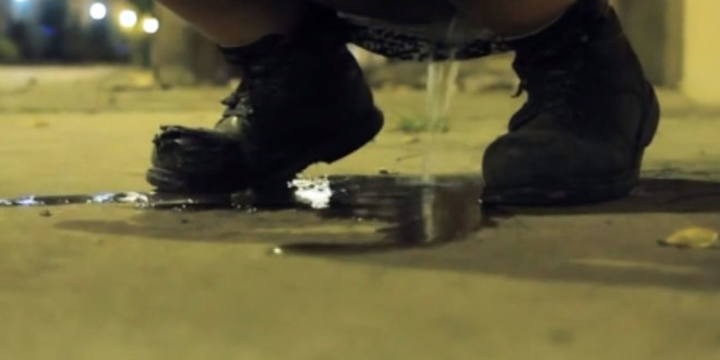 Ur , un video performance por Daya Ortiz Durán