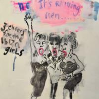 Llueven hombres. Tres hurras para las chicas de Ibiza
