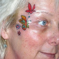 facial-tattoo