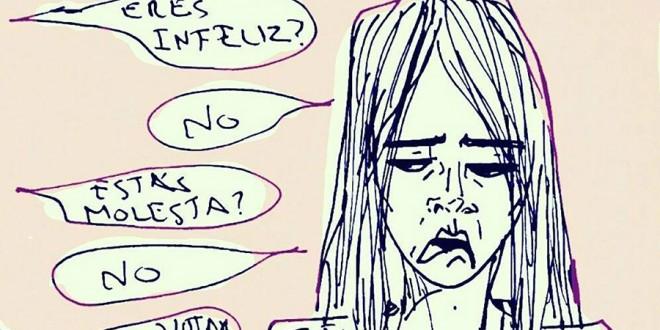Los dramas cotidianos de Luz Livier