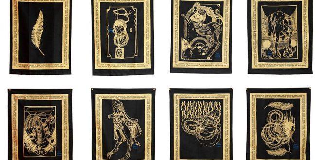 TERRA AUSTRALIS INCOGNITA – un fanzine textil por Jess Dibruja