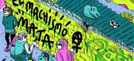 Autoeditora, dibujante y feminista: Iurhi Peña en entrevista