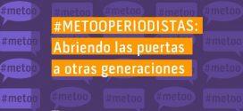 Mujeres periodistas reflexionan sobre el #MeToo en diálogo intergeneracional