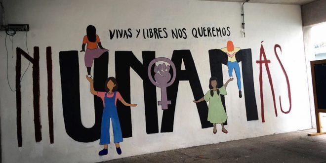 El cuidado colectivo, la respuesta desde abajo: estrategias y autodefensa feminista en torno a la violencia de género en la Ciudad de México