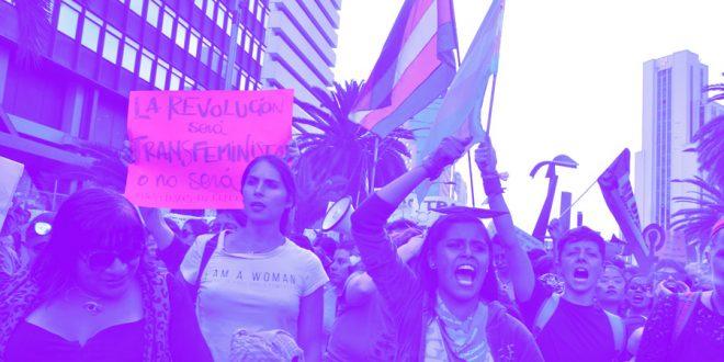 Cuir: pistas para la construcción de una historia transfeminista en América Latina